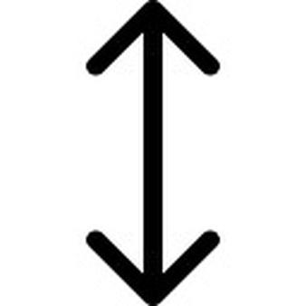 Drawn symbol double sided arrow Free PSD Vectors Arrow files