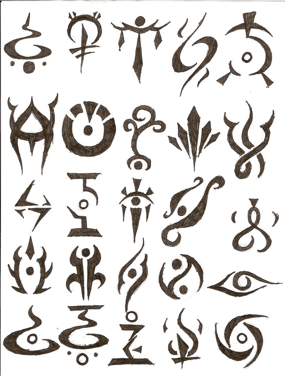 Drawn symbol symbol name Body greek god tattoos Google