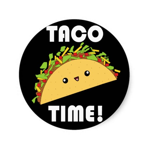 Taco clipart cute Two drink  and Clipart