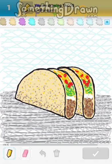 Drawn tacos SomethingDrawn com drawn by Draw