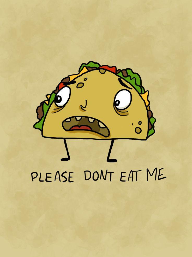 Drawn tacos alien Pinterest & Aliens I Illustration