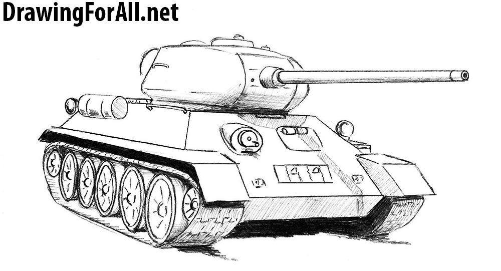 Drawn tank Tank T tank draw net