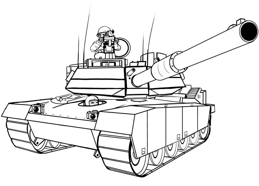 Drawn tank Draw to ready tank Draw