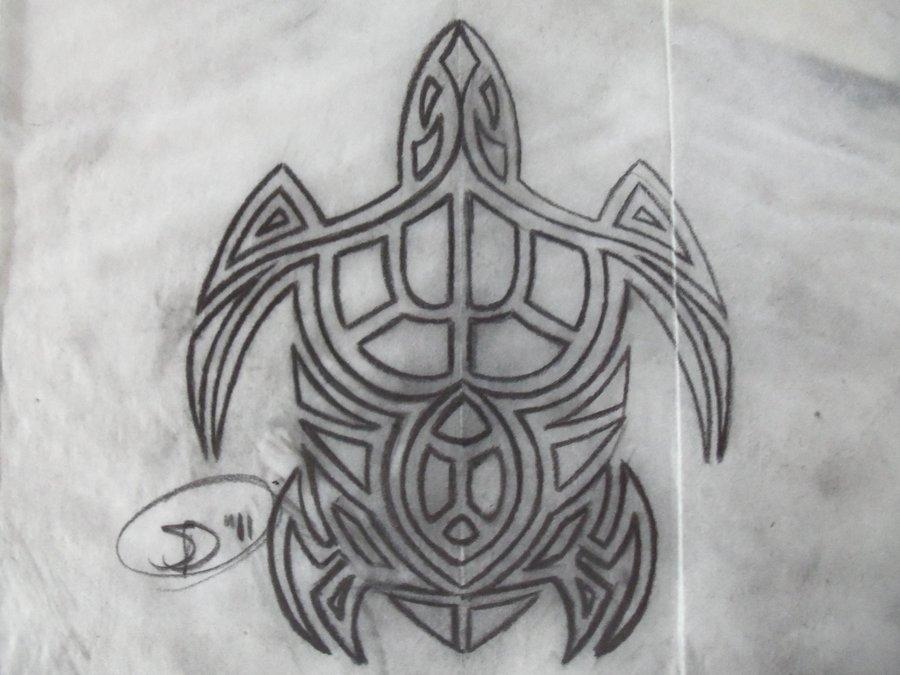 Drawn tattoo DeviantArt by Hand My ScootDeuce