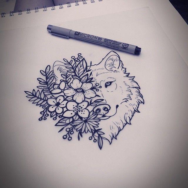 Drawn tattoo Tattoo on drawing am Somedays