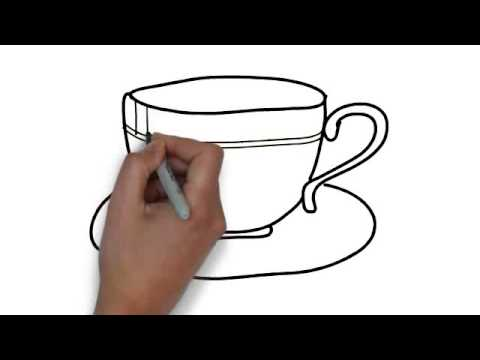 Drawn cup And And Cup How To