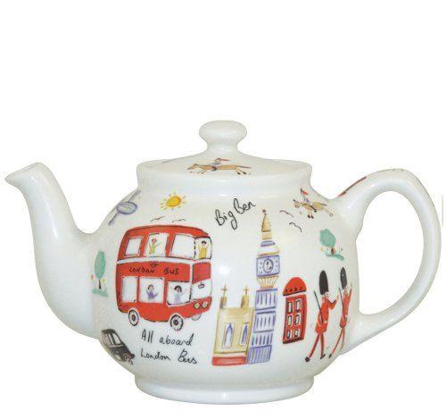 Drawn teapot porcelain / · Drawn Hand Porcelain