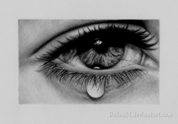 Drawn tears Realistic Image Art Drawing Images