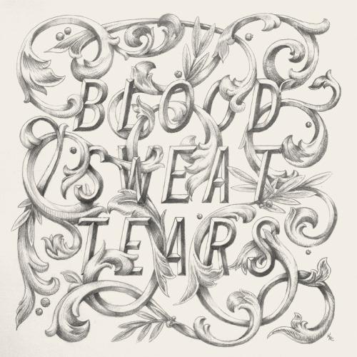 Drawn tears black and white Sweat Tears com drawn ornaments