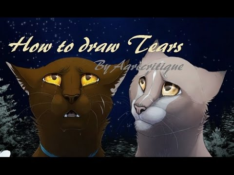 Drawn tears detail drawing Tears/Crying How How YouTube Tears/Crying