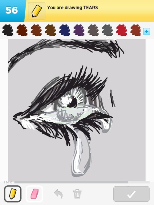 Drawn tears detail drawing How  Img_0264 to Draw