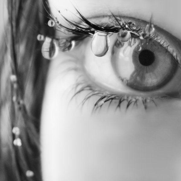 Drawn tears emotional Design 35 Art eyes with
