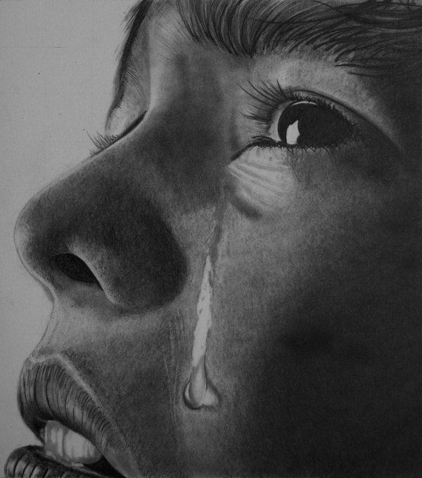 Drawn tears pain And Find hurt Pain Tears