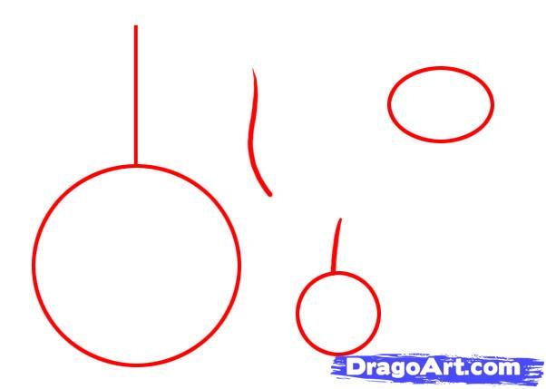 Drawn tears tear step by step Step by tears Online draw