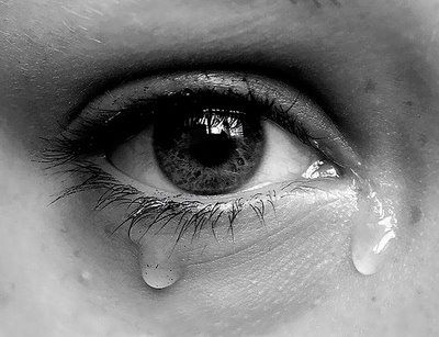 Drawn tears teary eye On on Tears Pin this
