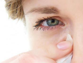 Drawn tears teary eye (epiphora): treatments eye watering symptoms