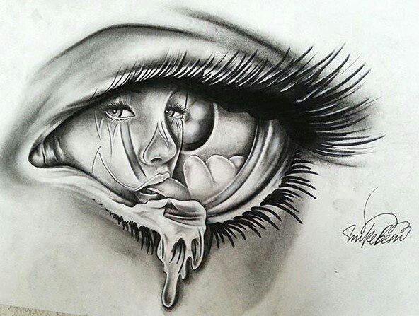 Drawn tears work Tears of Pinterest on best