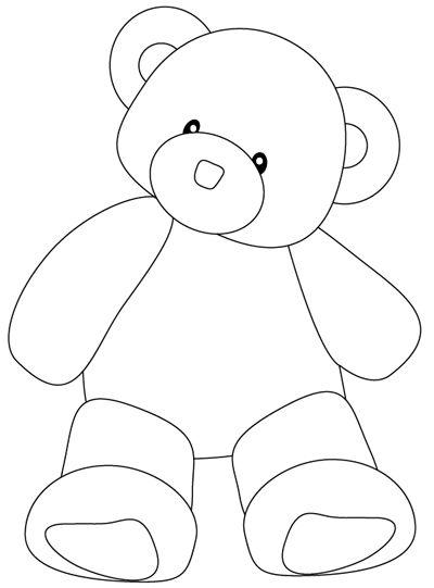 Drawn teddy bear Teddy Easy Lesson Pinterest Step