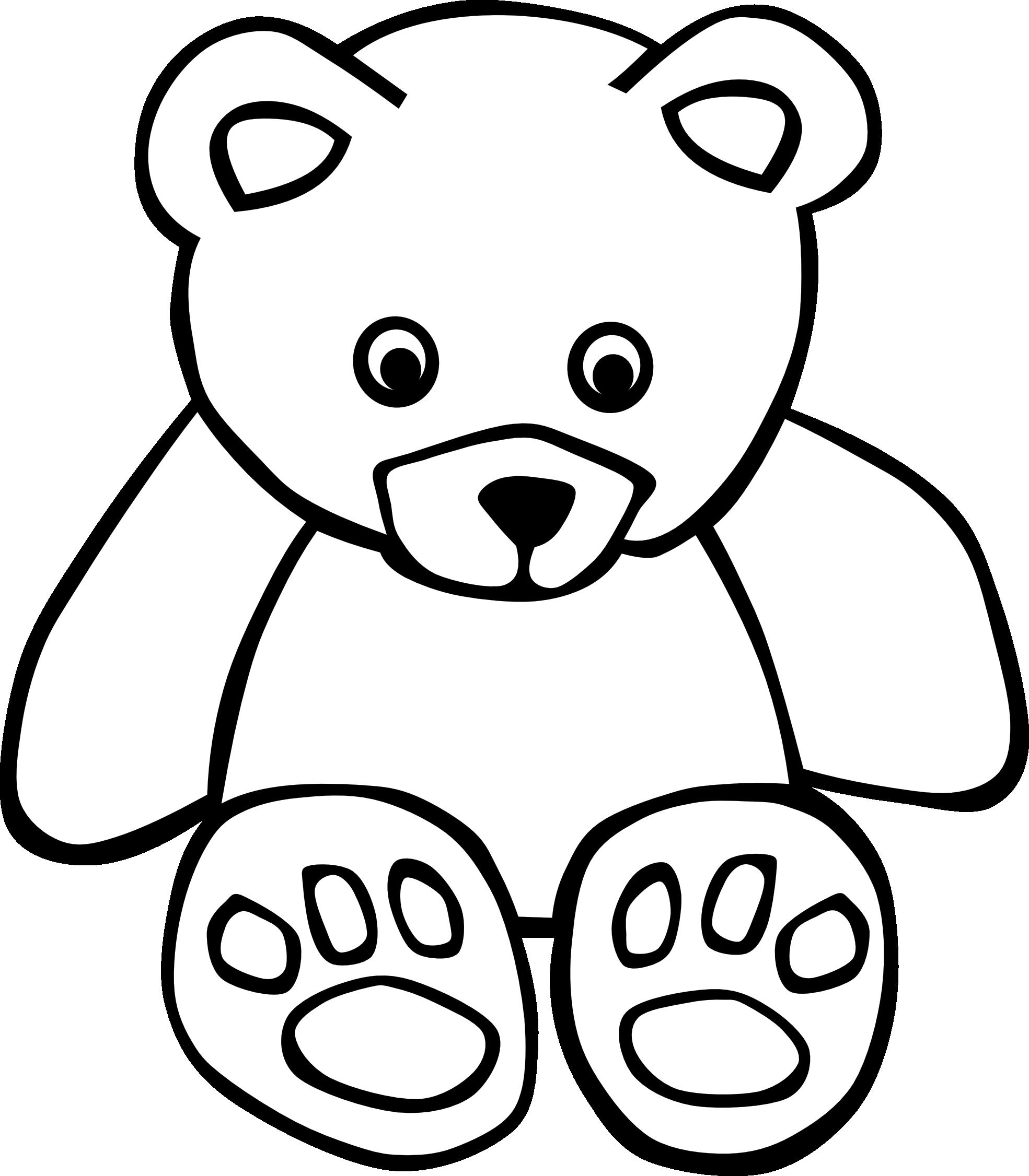 Teddy clipart stuffed animal #5