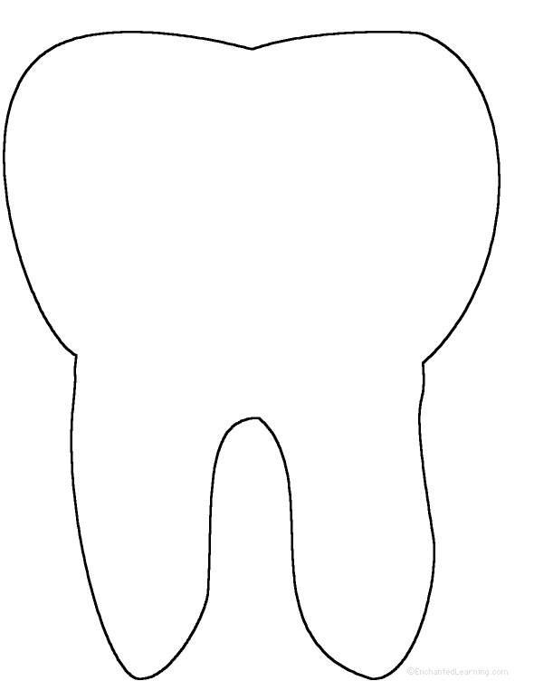 Drawn teeth Poem Anatomy perimeter com Tooth