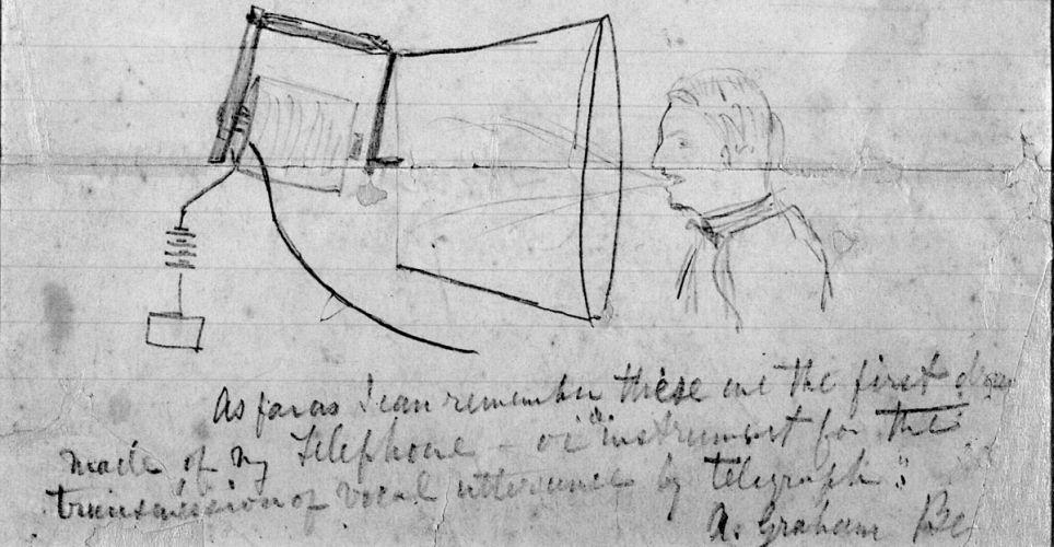 Drawn telephone Alexander The Atlantic Sketchbooks Delightfully