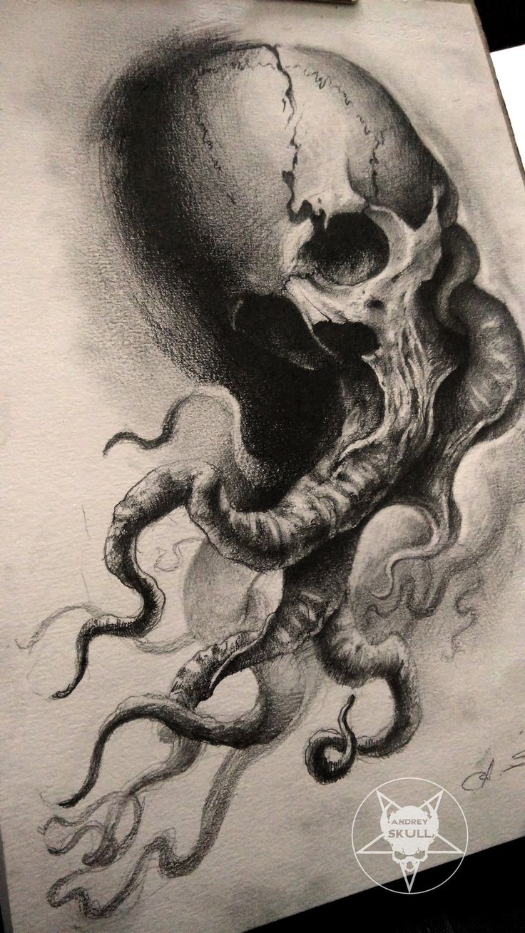 Drawn tentacle traditional Com deviantart best images on