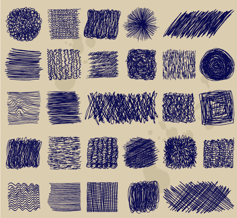 Drawn texture Graphic Textures Hand Vector Drawn