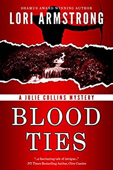 Drawn tie blood red Kindle Ties by Lori] Mystery