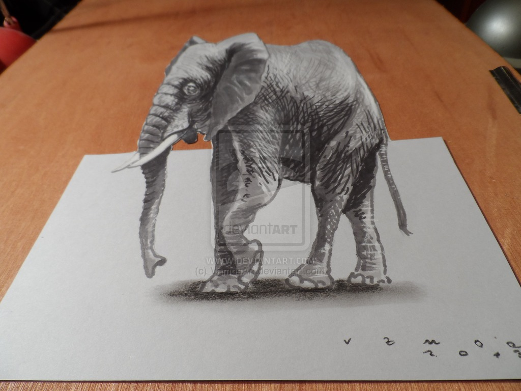 Drawn 3d art vamos (high D (high 3 (Sandor