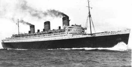 Drawn titanic black and white (right) sea drawn Ghosts the