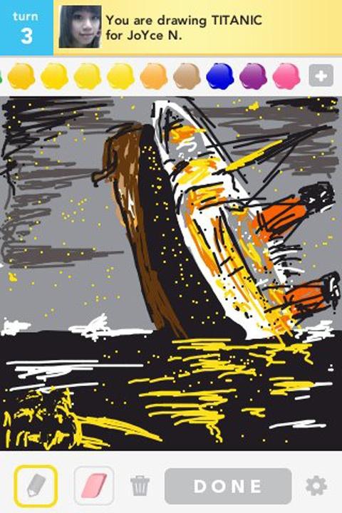 Drawn titanic draw something Masterpieces Pinterest Draw Draw images