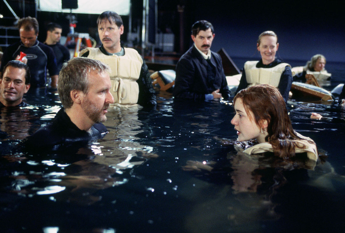 Drawn titanic james cameron titanic The Hole out more than