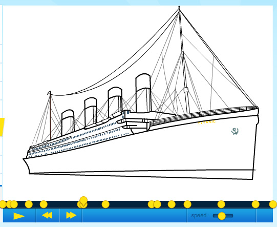 Drawn titanic simple SketchHeroes To Pages A 12