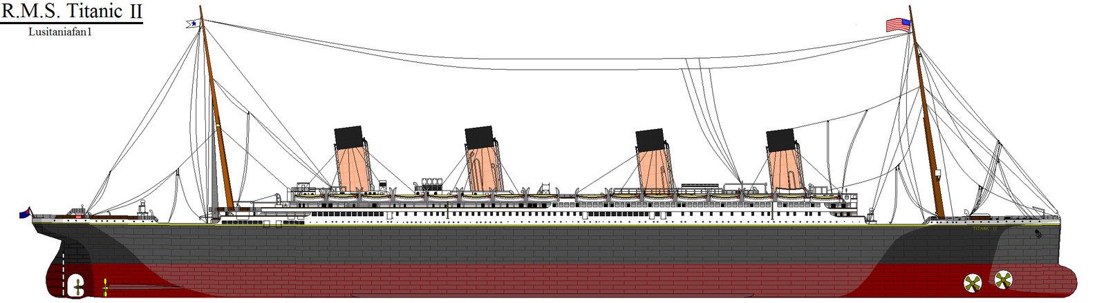 Drawn titanic titanic 2 RMS on II DeviantArt RMS