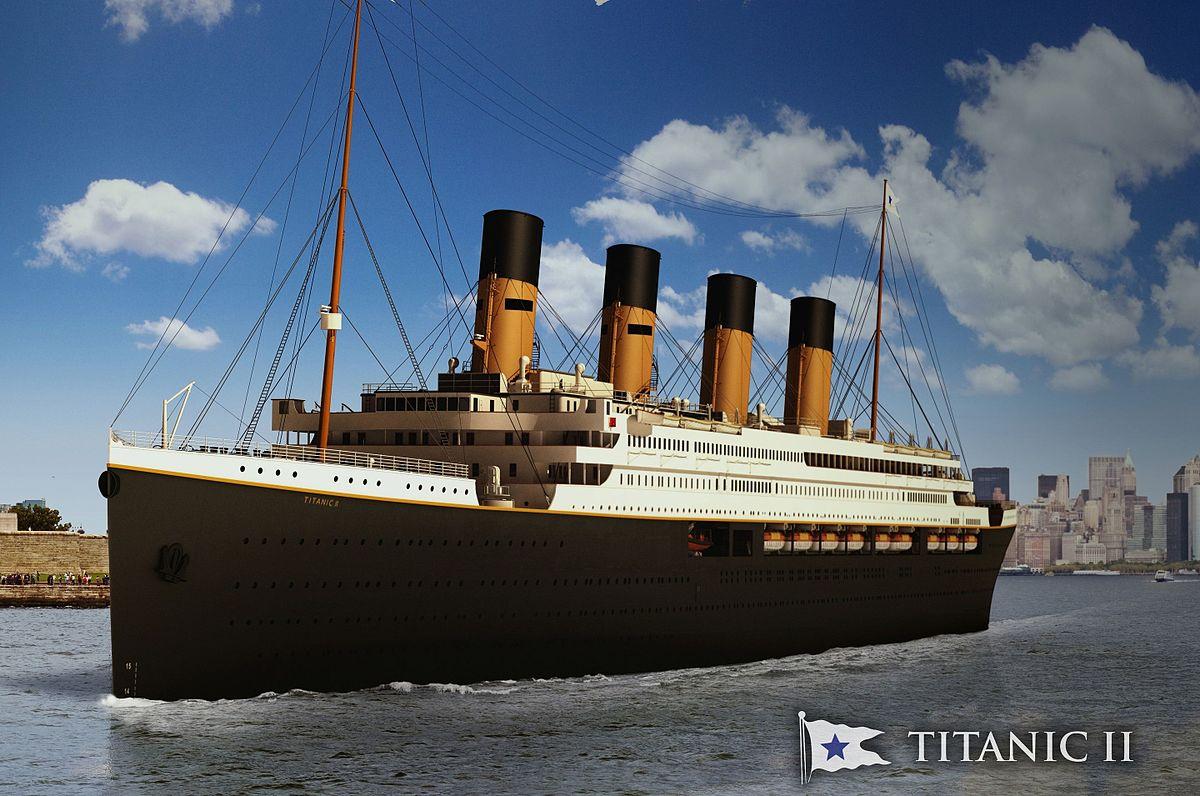 Drawn titanic titanic 2  II Titanic Wikipedia