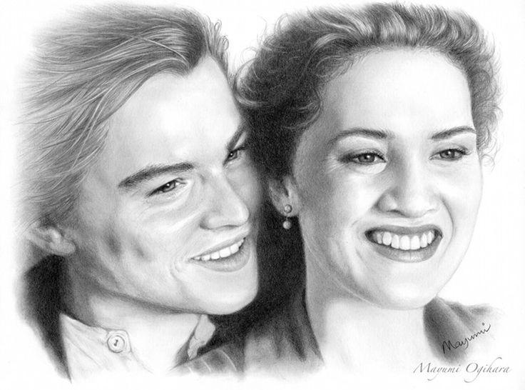 Drawn titanic titanic movie jack Titanic Drawings Pencil Pinterest Titanic