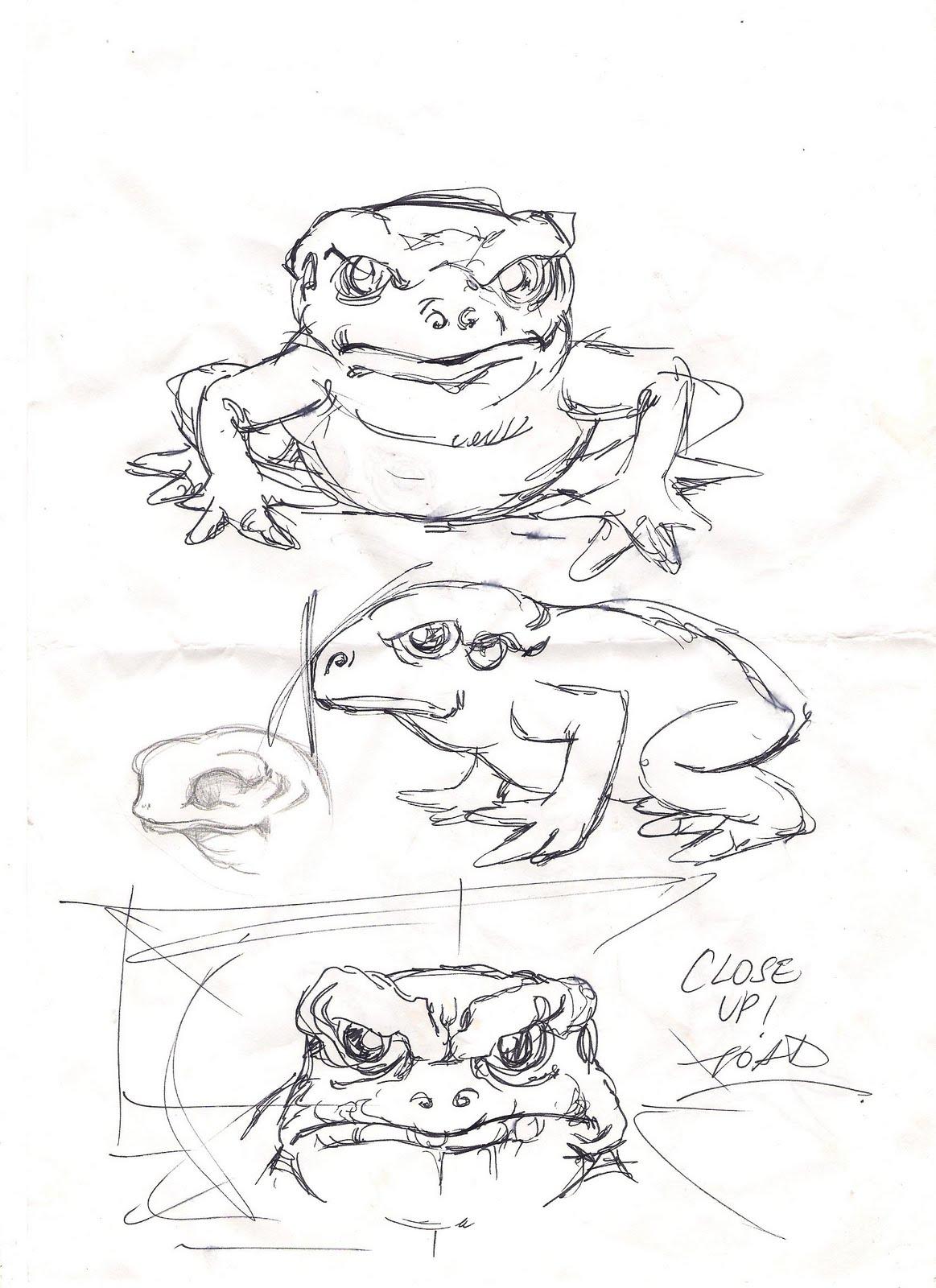 Drawn toad road milestone Richard ( ) journal Stanley's