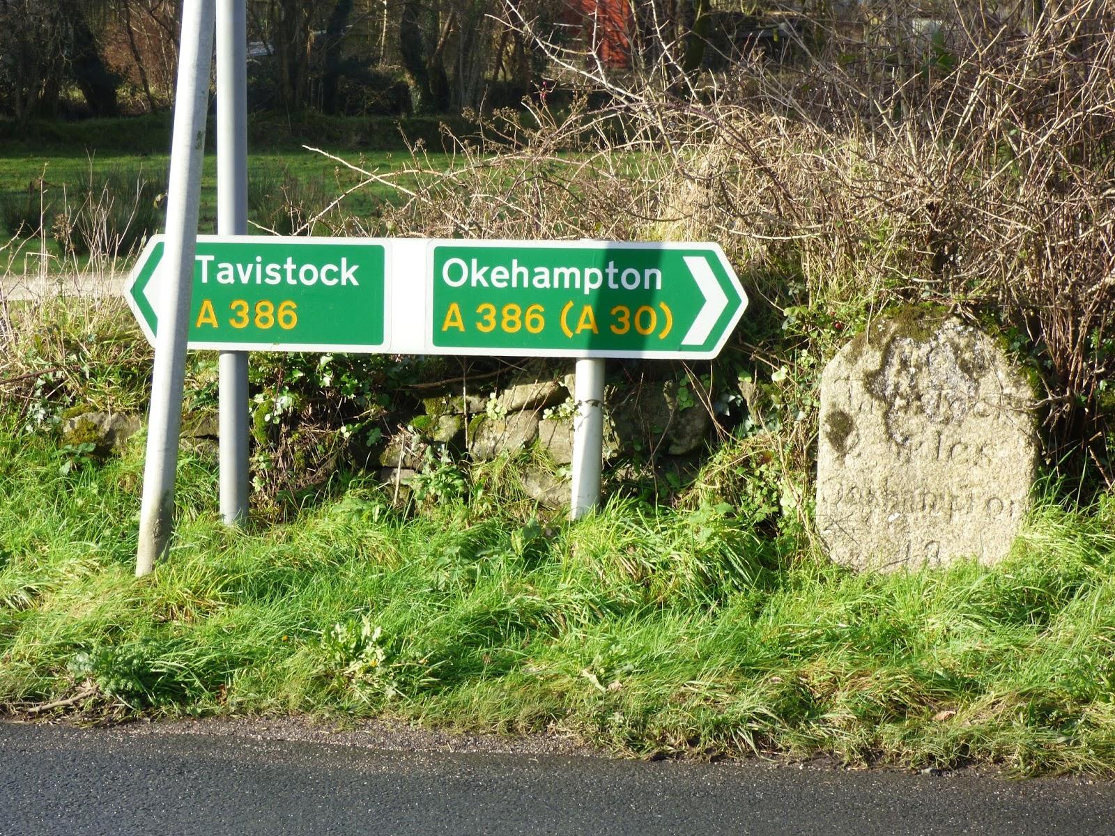 Drawn toad road milestone Years Milestones signposts know I