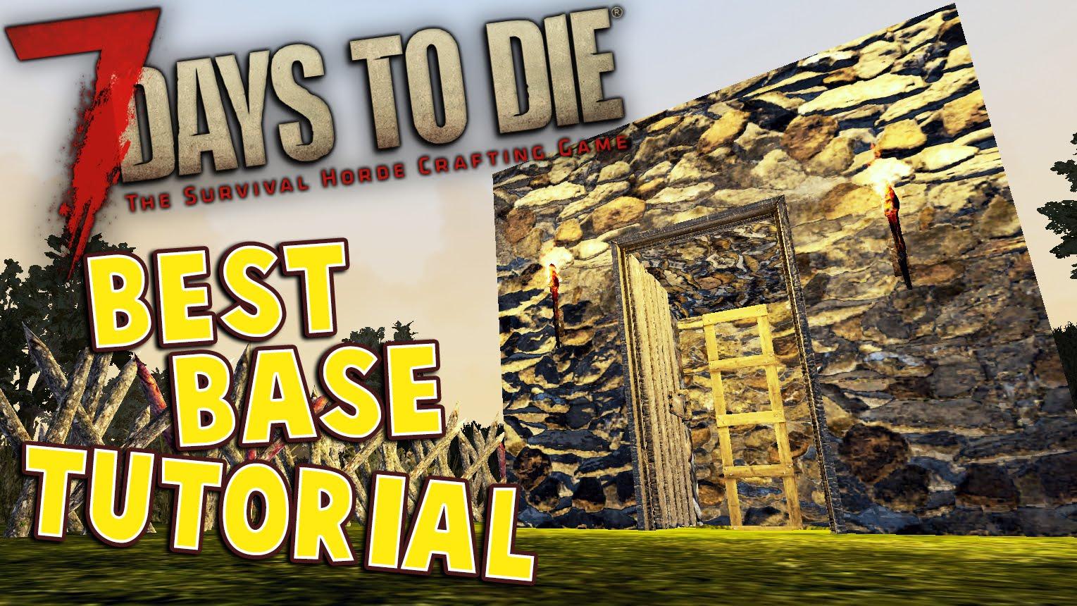 Drawn todies base Die Tutorial Build 7 the