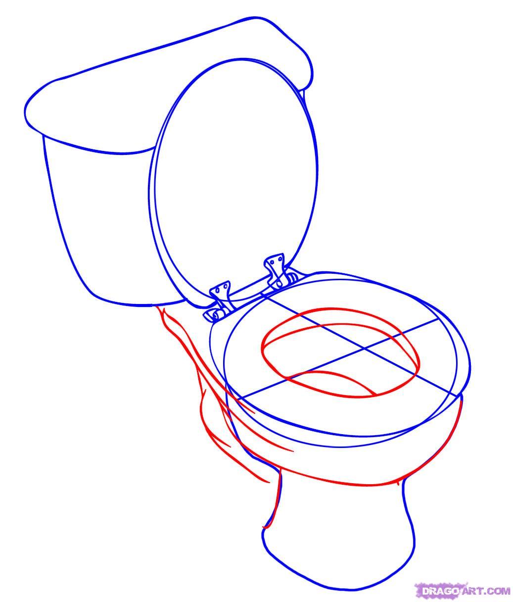 Drawn toilet Draw Culture Pop draw a