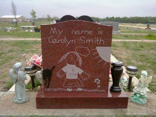 Drawn tombstone gravestone Their drawn kindergarden hand loss