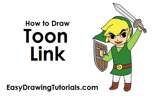 Drawn toon Draw How Link to Link