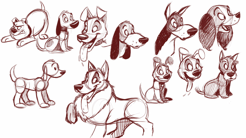 Drawn toon To How Dogs How CartoonSmart