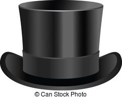Drawn top hat Illustrations hat and royalty low