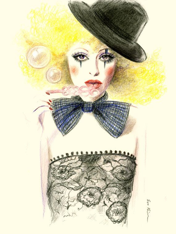 Drawn top hat circus More this best HEads HAts