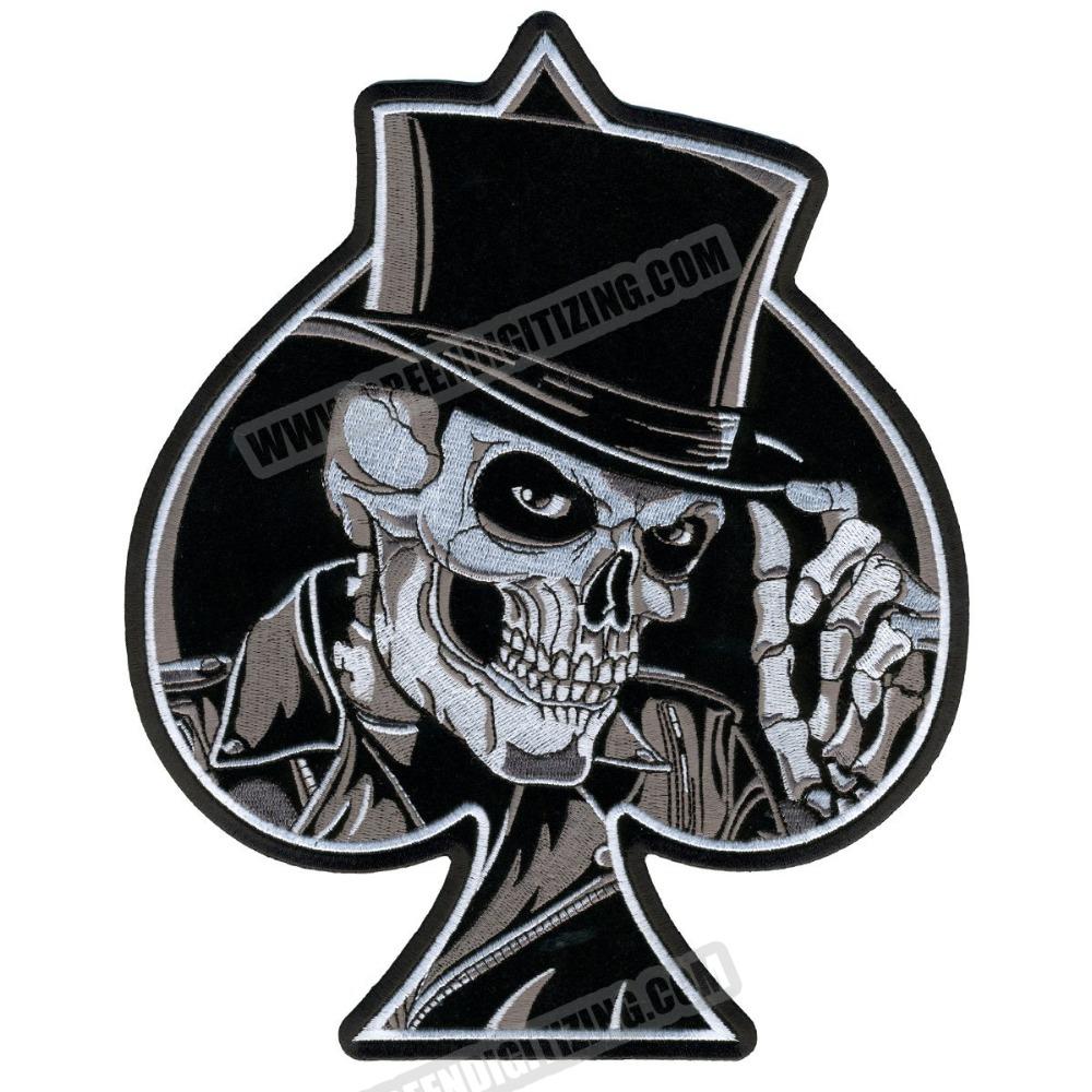 Drawn top hat tengkorak From Hat Murah Skull Besi