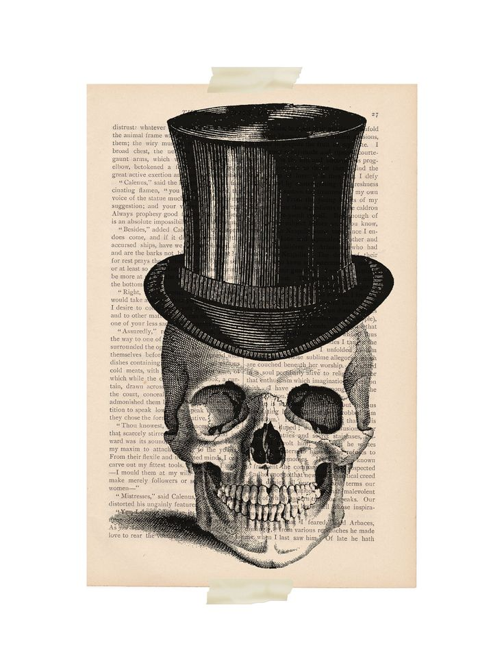 Drawn top hat vintage Board Halloweenified best images Fancy