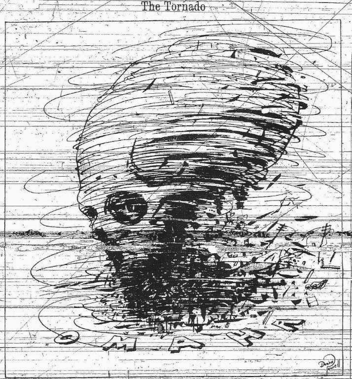 Drawn tornado calamity And 2013 at Our This