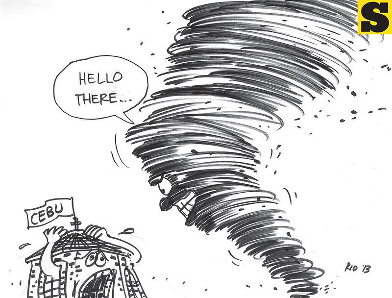 Drawn tornado calamity  Sun Gallery Photo Keywords: