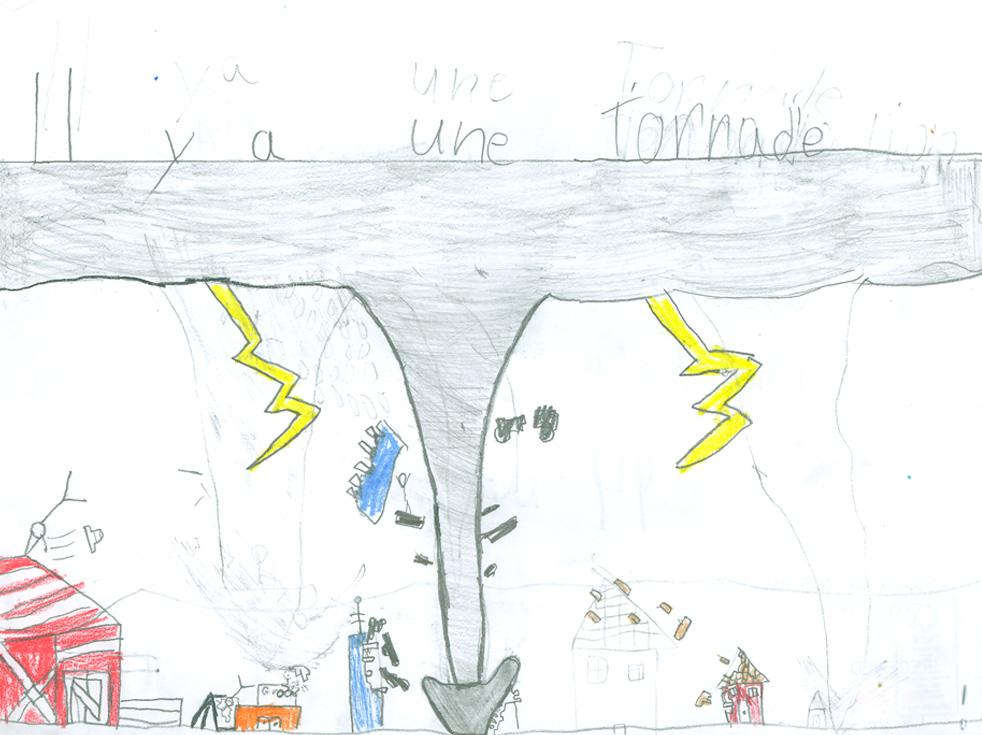 Drawn tornado farm Ripping Things COLOUR THE farm